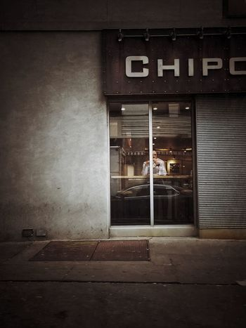 Chill Façade Windows Streetphotography Urbexphotography EyeEm Diversity Coffee Huffington Post Stories EyeEm Best Shots Urbanphotography Urban Tones Urban Photography Restaurant Eating Out Chipotle Dinner With Friends Alone Protection Security Safety Door Security System No People Built Structure Indoors