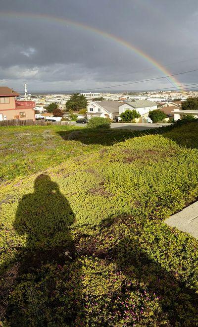 Rainbow Beautiful Nature Nature Fun