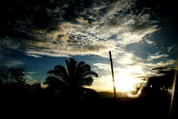 Colombia Es Bella Paisaje Natural First Eyeem Photo Arbol. Live Sol Mundo Paisaje Cielo Y Nubes  Colombia ♥  Cielo Object