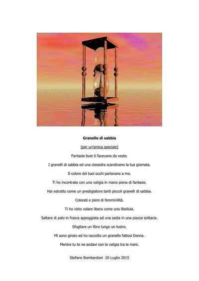 Poesia per un'amica speciale Poesia Poesiameencanta Poesie *-* Stefanobombardieri