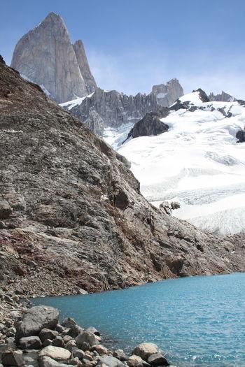 Argentina Mt Fitz Roy