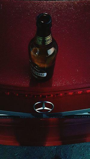 Mercedes Mercedes-Benz Mercedes_benz MERCEDES BENZ E CLASS Mercedesamg Mercedes E Class Beer Beer Time Beer O'clock Beerporn Tuborg Tuborggold
