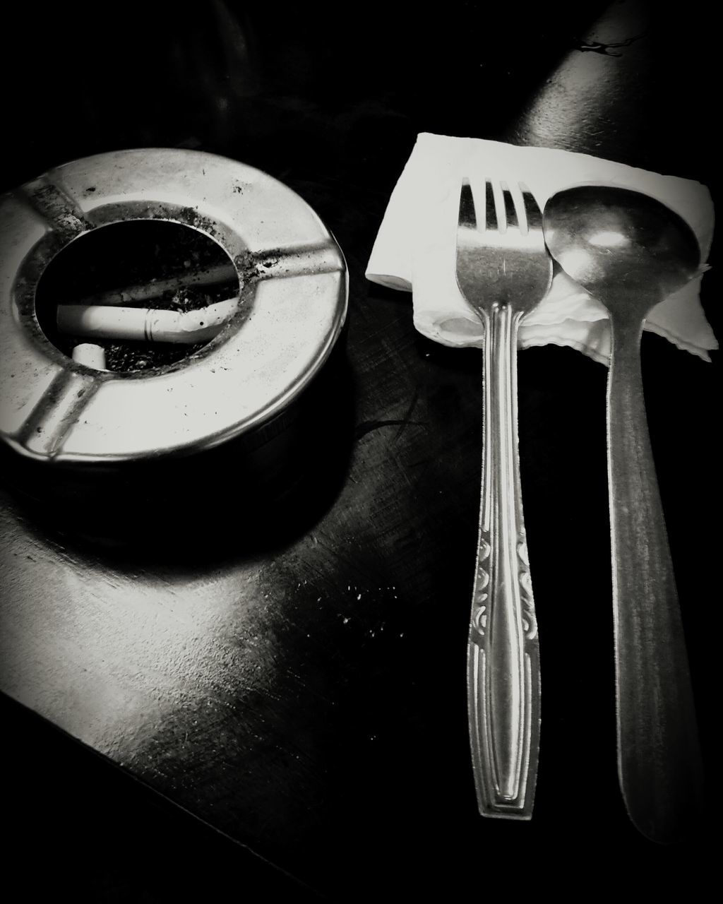 fork, food and drink, table, no people, close-up, indoors, food, day, freshness