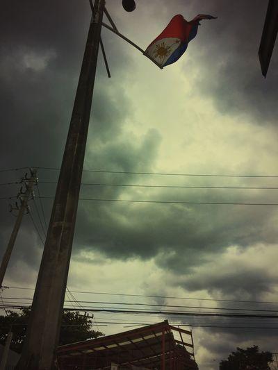 Dancing Flag