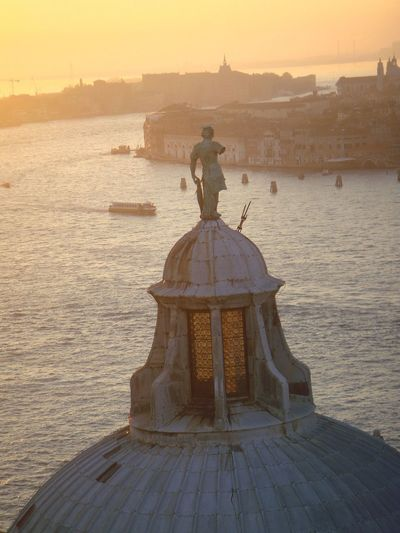 Venezia Italy Paisaje Escultura