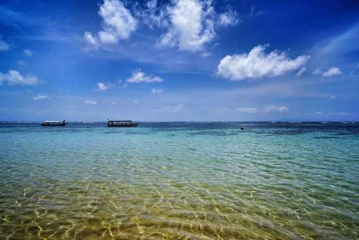 Beach Holiday Beautiful Surroundings