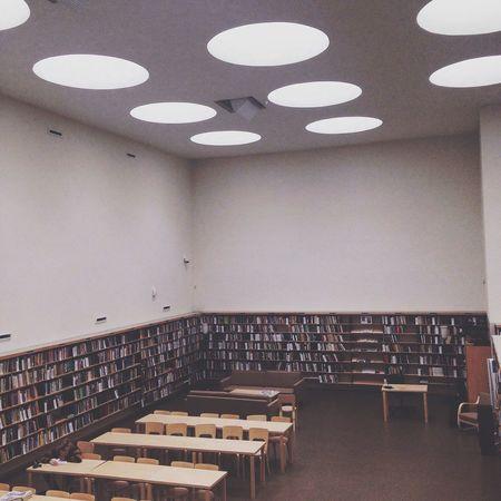My Smartphone Life Viipurin Kirjasto Library Reading Books Alvar Aalto Architecture