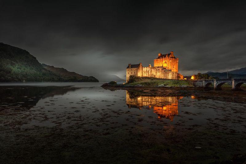 Architecture History Travel Destinations Famous Place Castle Scotland Scottish Highlands Highlands