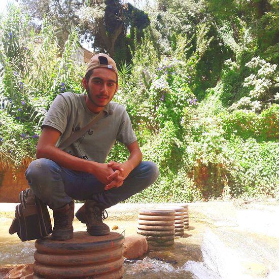 Summertime Enjoying Life Waterscape Nature Photography Sefrou.morocco