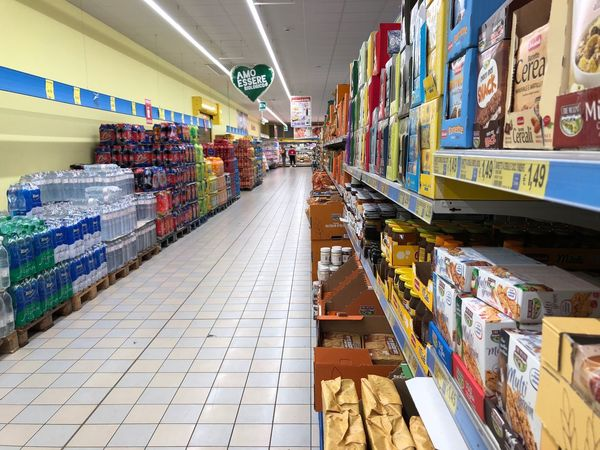 In vendita. Consumerism Supermarket Store Large Group Of Objects Merchandise Indoors  Multi Colored Market Frozen Food Food Day No People Panta Rei Trebisacce Calabria (Italy) Buona Gente