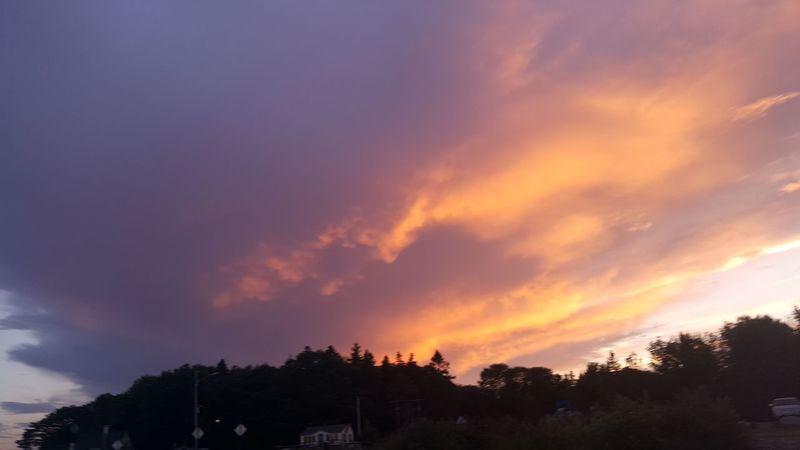 Storm Cloud Sky And Clouds Sky