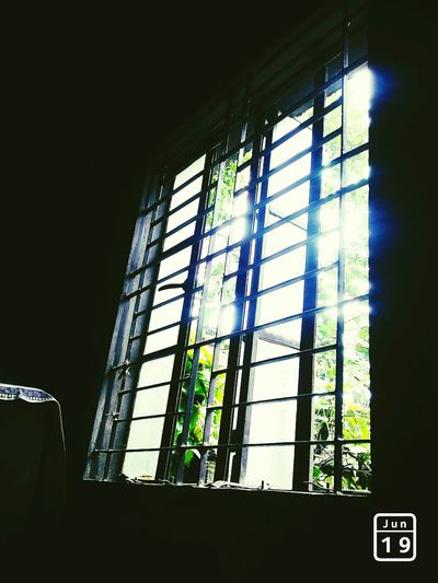 Windows East West University Dhaka, Bangladesh Mobilephotography