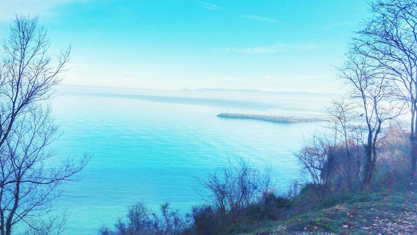 Ben Ise Gidiyorum Manzara Dediğin  Manzara Ve Deniz Havası MIS Gunaydinnn😊🌞✌