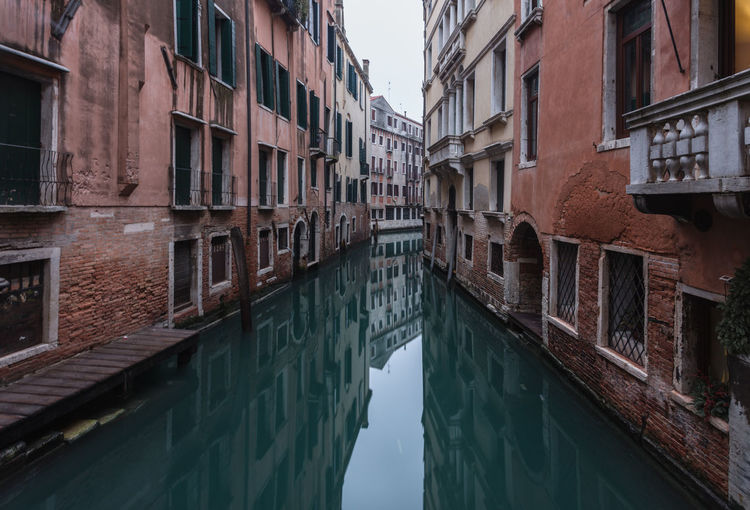 Architecture Building Exterior Canal Canals Cultures Day Gondola - Traditional Boat Italy No People Outdoors Sky Travel Destinations Vacations Venice Venice, Italy Water