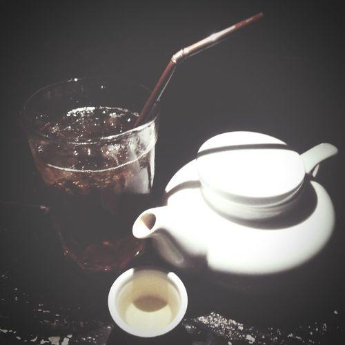 Tea talk.