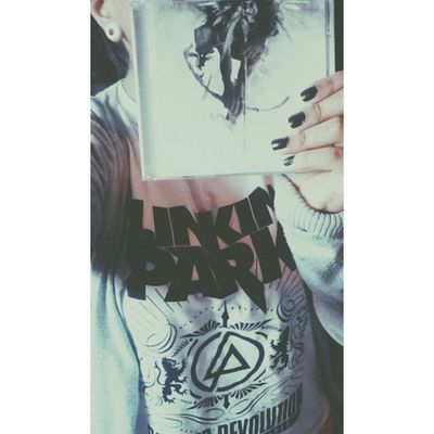 Me + TShirt LP + The Hunting Party. ♥ Linkinpark TheHuntingParty