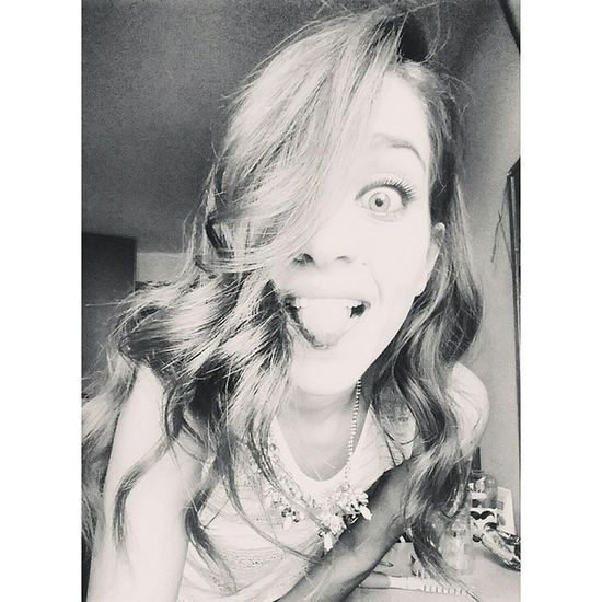 😜👀😂 Gm  Ogniricciouncapriccio Mood Igers Like Lover Love Eyes Blackandwhite Follow Picoftheday Selfie Me Likesforlikes Blondie Italy Girl Cat Fun Summer Summertime Hot