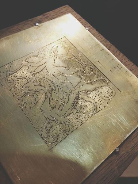Engraving Metalsmith