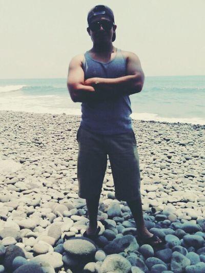 Happy :) Sol Mar Arena Playa♡ Taking Photos