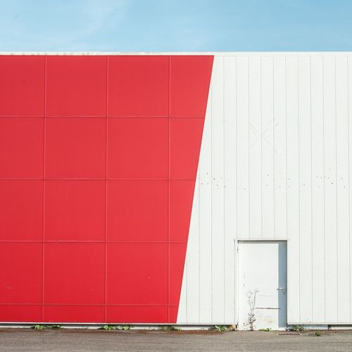 Built Structure Architecture Day Outdoors Building Exterior No People Natural Light Geometric Shape Contemporary Art Fine Art Photography Photography Minimalism Graphic