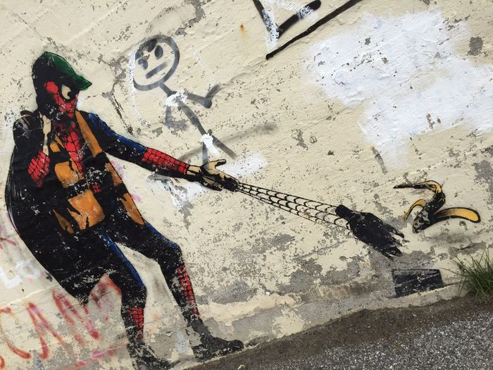 Streetart Banksyart Banksy EyeEm Gallery EyeEm Graffiti