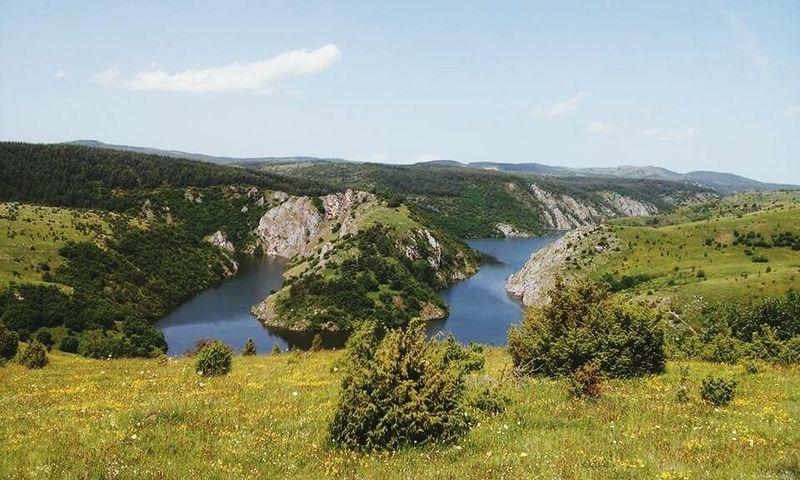 Kanjon Uvac Lake Pure Nature Serbianature Serbian Beauty ❤❤❤