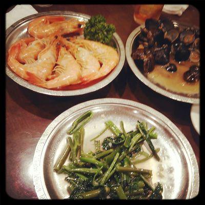 台湾料理Dinner