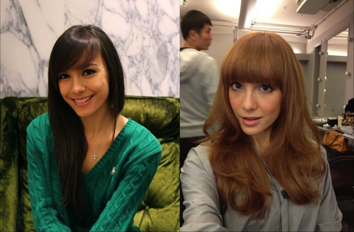 Selfie Hair TRANSFORMATION 💄 & 💅 BEAUTIFYING Transformation Beautiful Girl Enjoying Life Cheese! Hello World Hairstyle