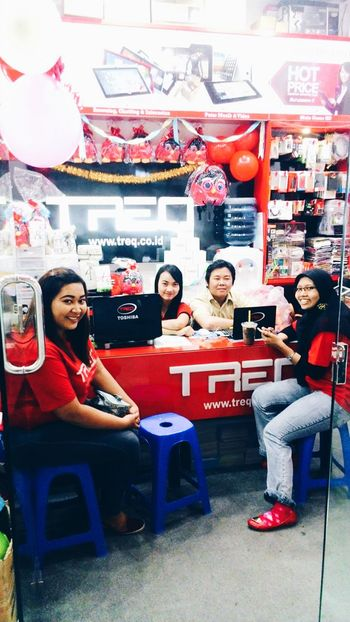 WTC My Team Mywork Red Gongxifacai  Valentine's Day