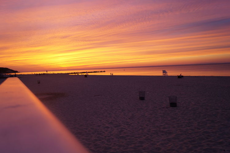 Beach Sand Sunset Ocean View Beautiful Hanging Out Greatview