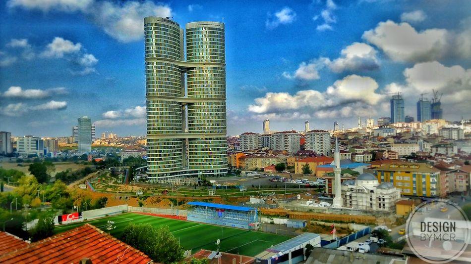 Tower Desıgn Bymcr Istanbul Ataşehir Dumankaya Ikon Great Blue buildings