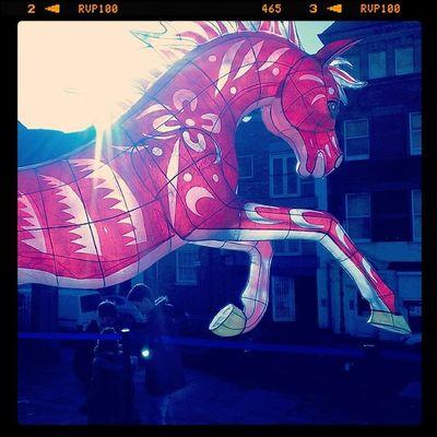 Year of the Horse? Neigh! #chinesenewyear #yearofthehorse #liverpool