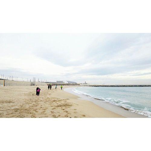 Barcelona From_marítim Igerscatalunya Momentsbonics sunshine contrallums poblenou