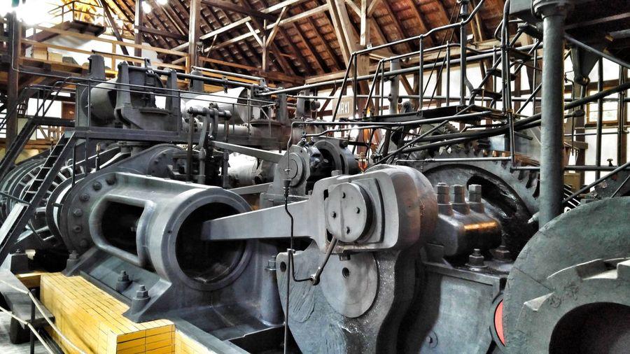 Dampfmaschine Tobiashammer. Dampfmaschine Steammachine Tobiashammer Maschinenbau Engineering