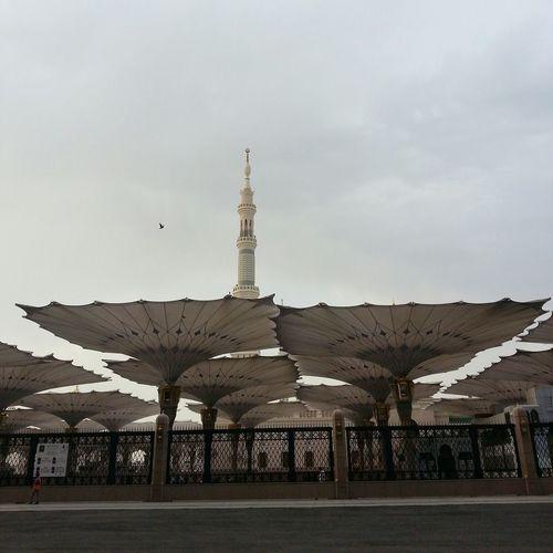 المسجد النبوي الحرم النبوي  ♡