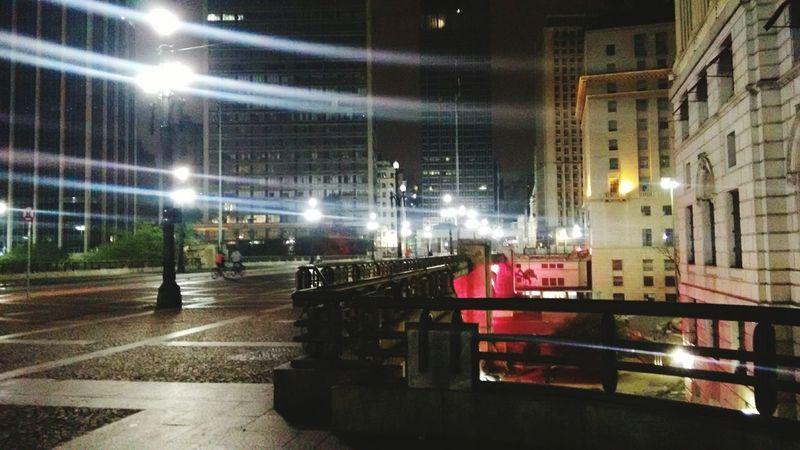 Deslumbrante noite, Cidade que me fez crescer. ILOVESP Viaduto Do Cha Spcity Night