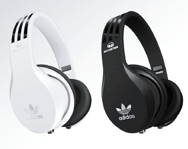 Check This Out Blacknwhite Swagg Adidasswagg Monster MonsterHeadphones