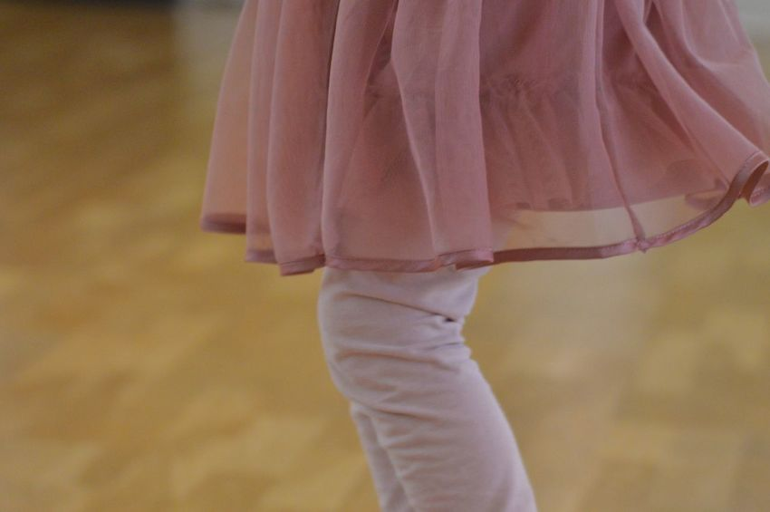 Child Girl Females Low Section Close-up Knee Ballet Studio Ballet Dance Studio Grace Dancer Body Part Joint - Body Part Focus On The Story #FREIHEITBERLIN A New Perspective On Life