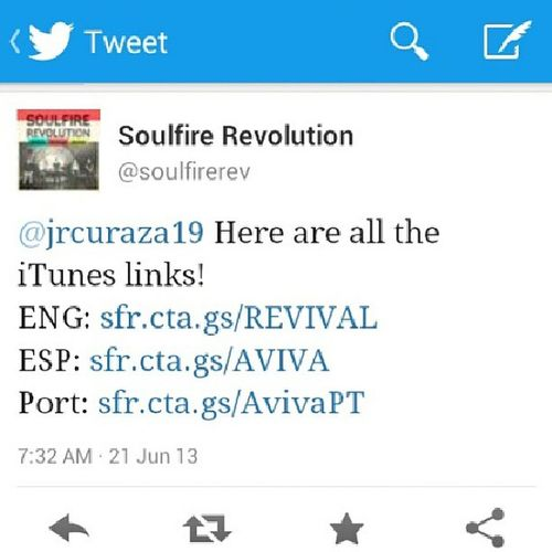 Pls. Follow these links .. Soulfirerev Kimwalkersmith
