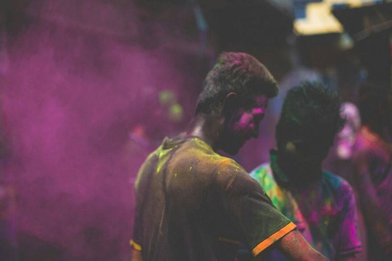 Holi Holi Festival Holi2016 Colors Chittagong Colorofhappiness Urbanphotography Urban Spring Fever