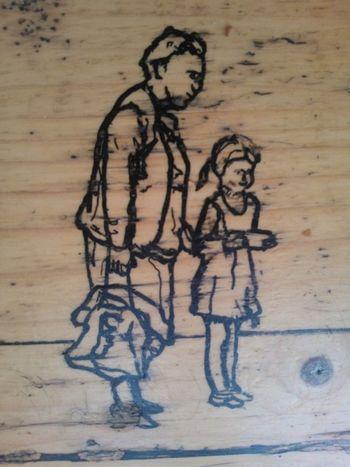Wood Grafiti