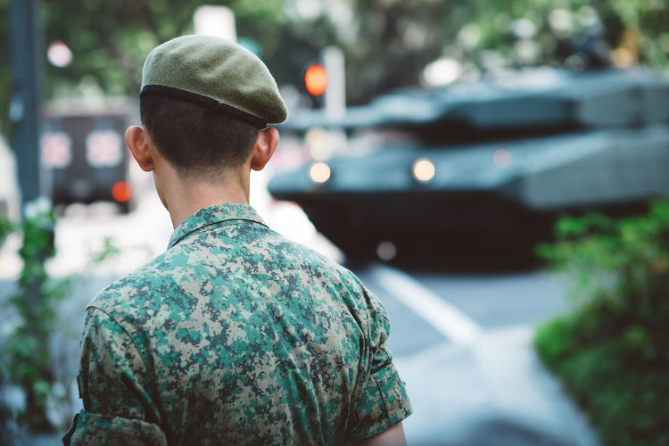 Singapore Military Parade