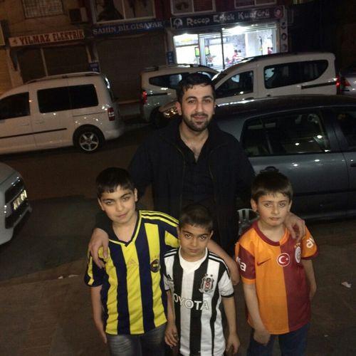 Hi! Photo Kardes Takımlar Futboltime Dostluk