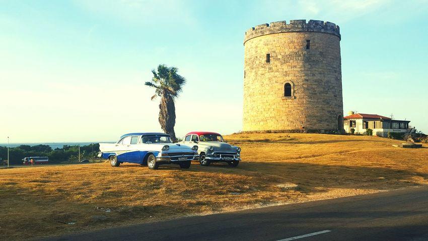 Cuba Cuban Cars Zelenezen Puravida