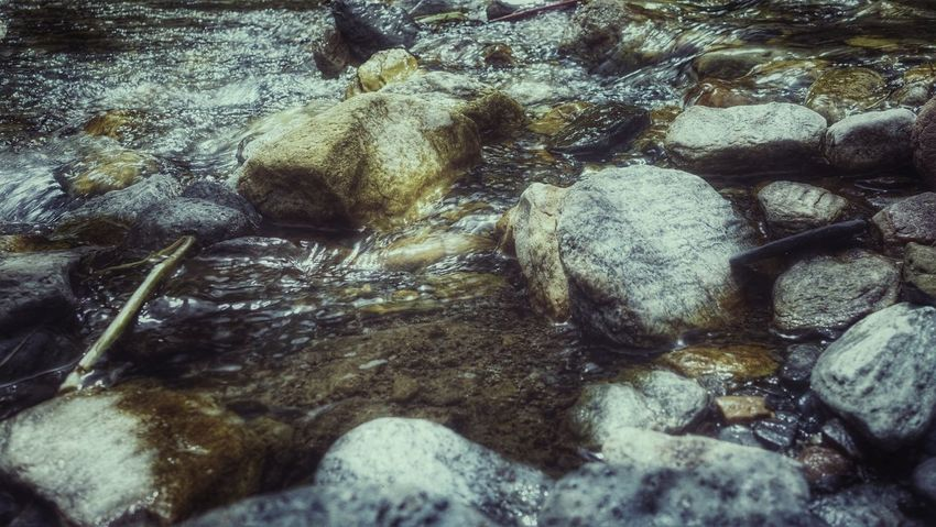 Beauty In Nature Flowing Flowing Water Idyllic Nature Rock Rock - Object Rock Formation Scenics Stone Stone - Object Stream Tranquil Scene Tranquility Water Water Reflections Water_collection Swiss Alps Swiss Mountains Switzerland Ticino Valle Di Blenio Lukmanier Filtered Image 16/9