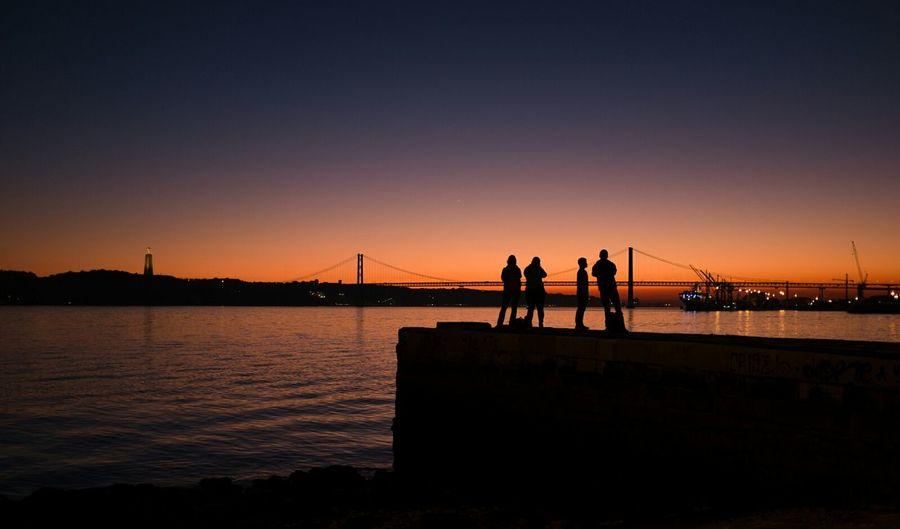 Sunset Evening