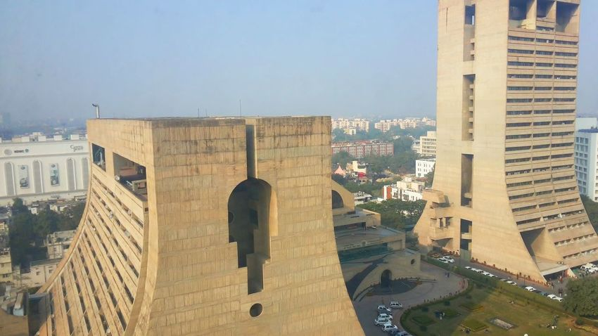The Places I've Been Today New Delhi