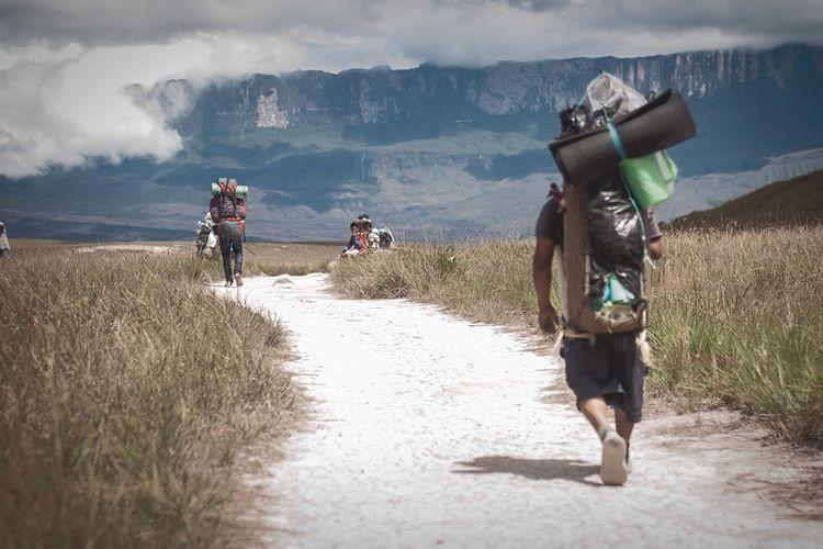 Just go... Roraima Photoblipoint Photooftheday Venezuela People And Places EyeEmNewHere