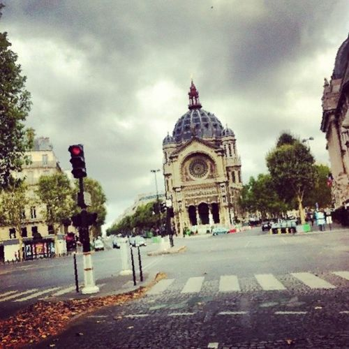 Rain_comes Love_paris♡