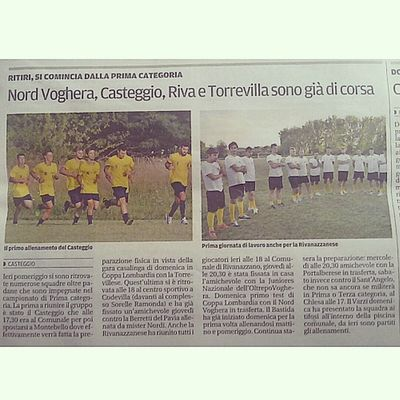 F.B.C. Casteggio 1898 ⚽ inizia la nuova avventura 2014/2015 Fbccasteggio Tiempo Kick Dajee Score JustDoIt Gopro Run Casteggio Photooftheday Love Futball GialloBlu Top Soccer Instagood Tagsforlikes Adidas Ball Comeon Futbol Team Nuovaavventura Goal Nike pass field football asics shoot